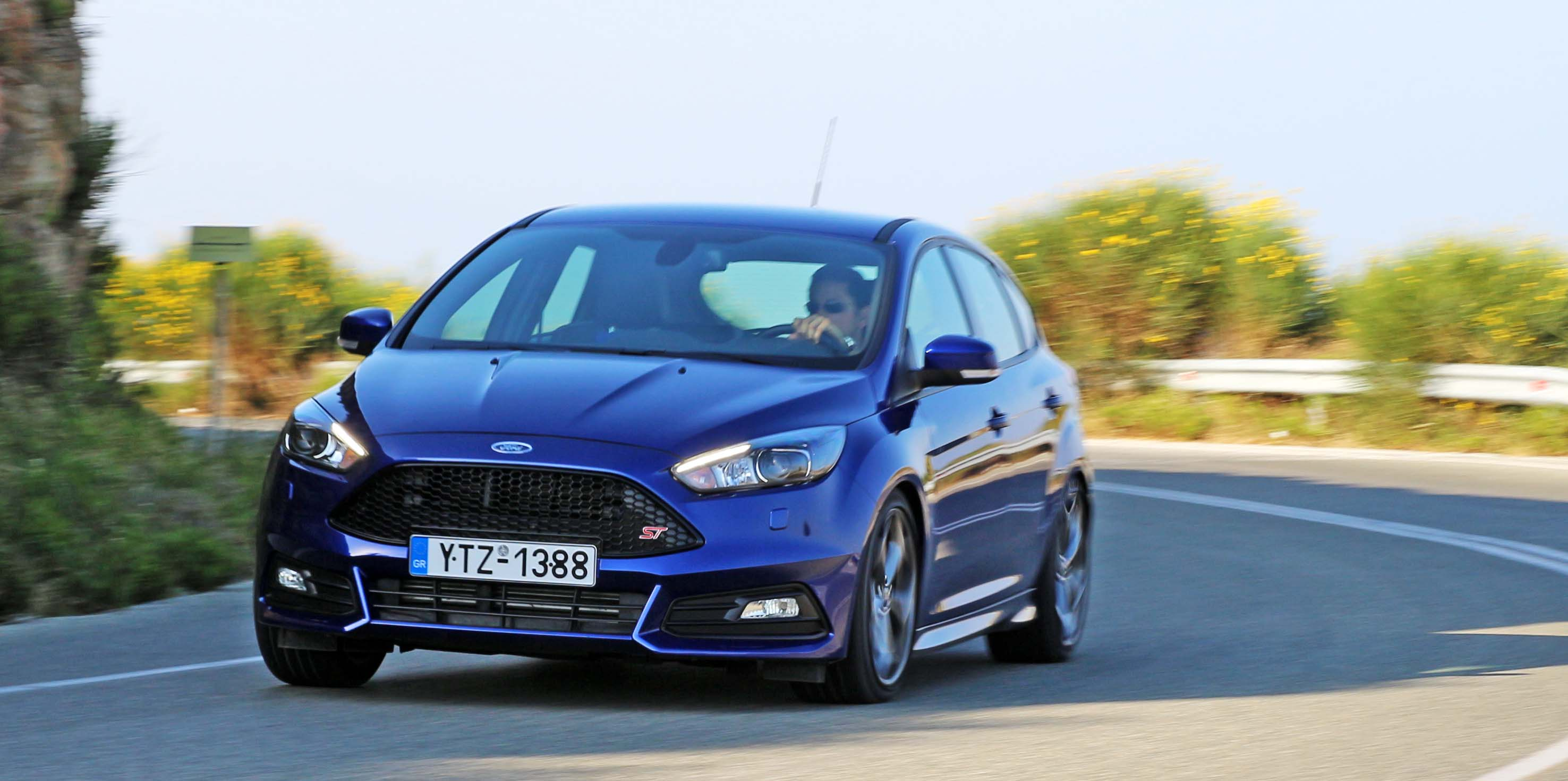 Photo of Ford Focus ST Diesel [test drive]