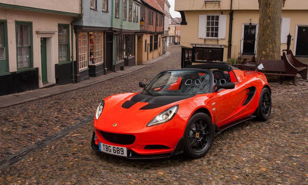 Photo of Νέα Lotus Elise, από το 2020