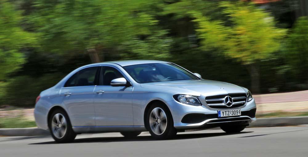 Photo of Mercedes-Benz E 200 [test drive]