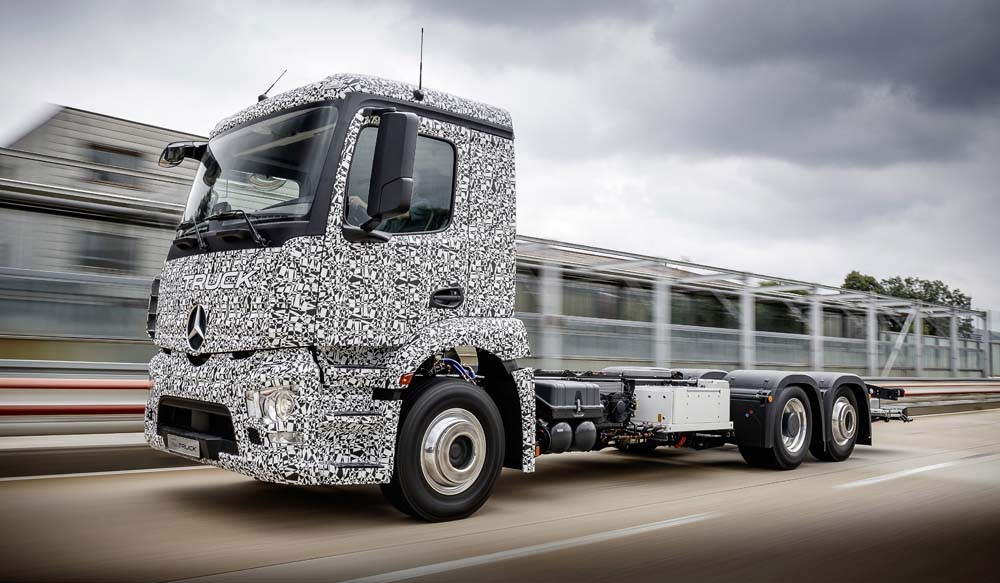 Photo of Daimler Trucks: To αύριο ξεκινά σήμερα!