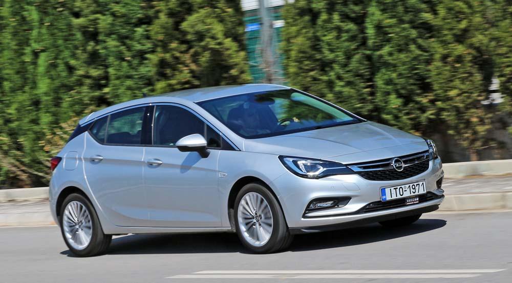 Photo of Opel Astra 1.0 Turbo EcoFlex [test drive]