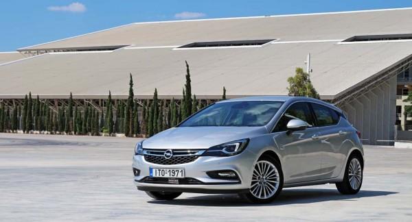 Opel Astra 1000 Turbo Ecoflex caroto test drive 2016 (9)