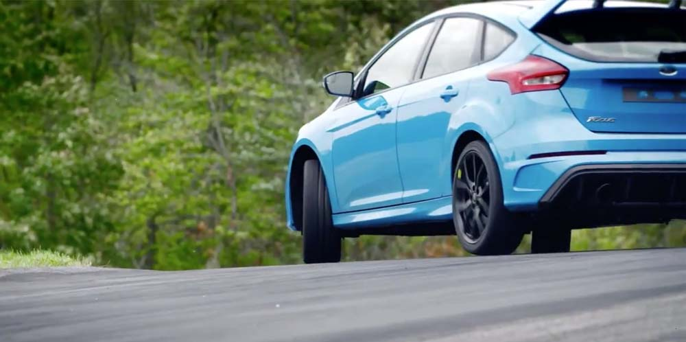 Photo of Πως προέκυψε το drift mode του Ford Focus RS;