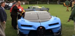 Bugati Vision Gran Turismo Runs Out Of Fuel In Pebble Beach (2)