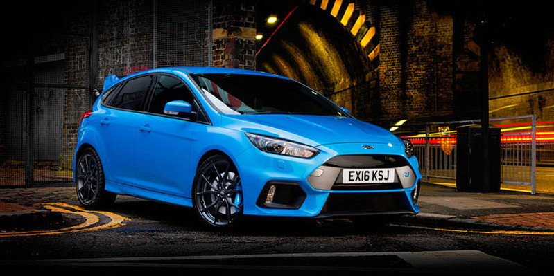 Photo of Ford Focus RS Mountune με 375 άλογα!