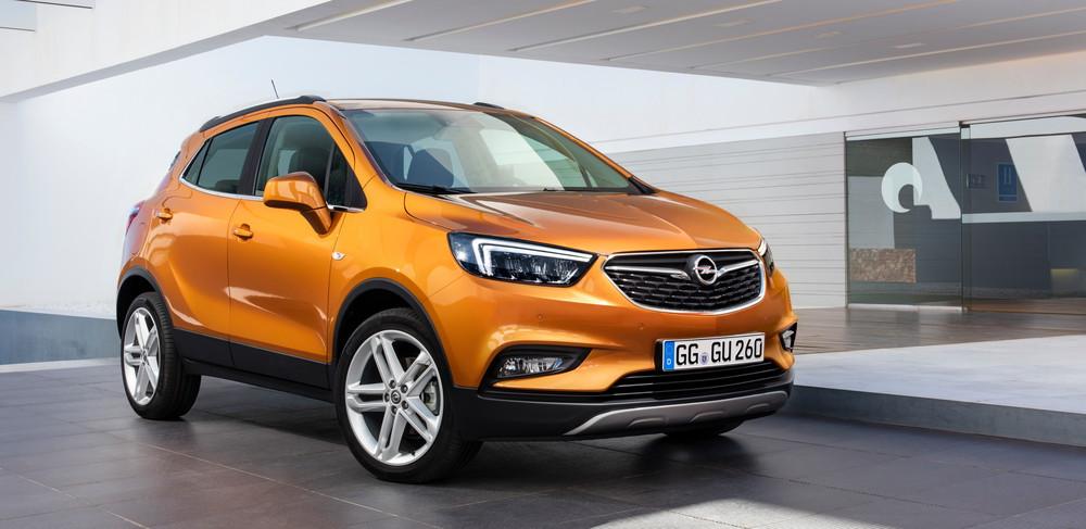 Photo of Νέο σύστημα διασύνδεσης για το Opel Mokka X