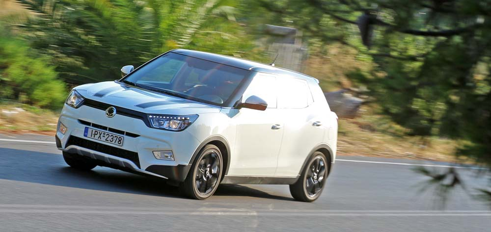 Photo of SsangYong Tivoli 1.6D 4WD Auto [test drive]