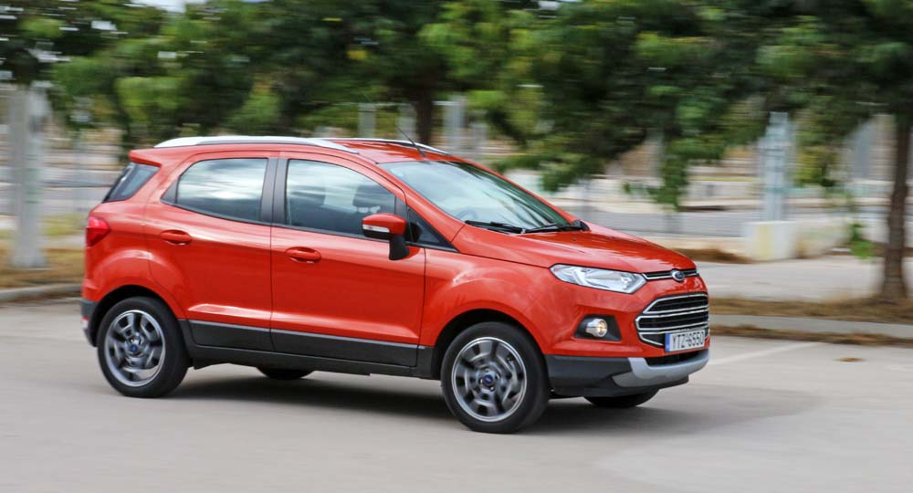 Photo of Ford Ecosport 1.5 TDCi [test drive]