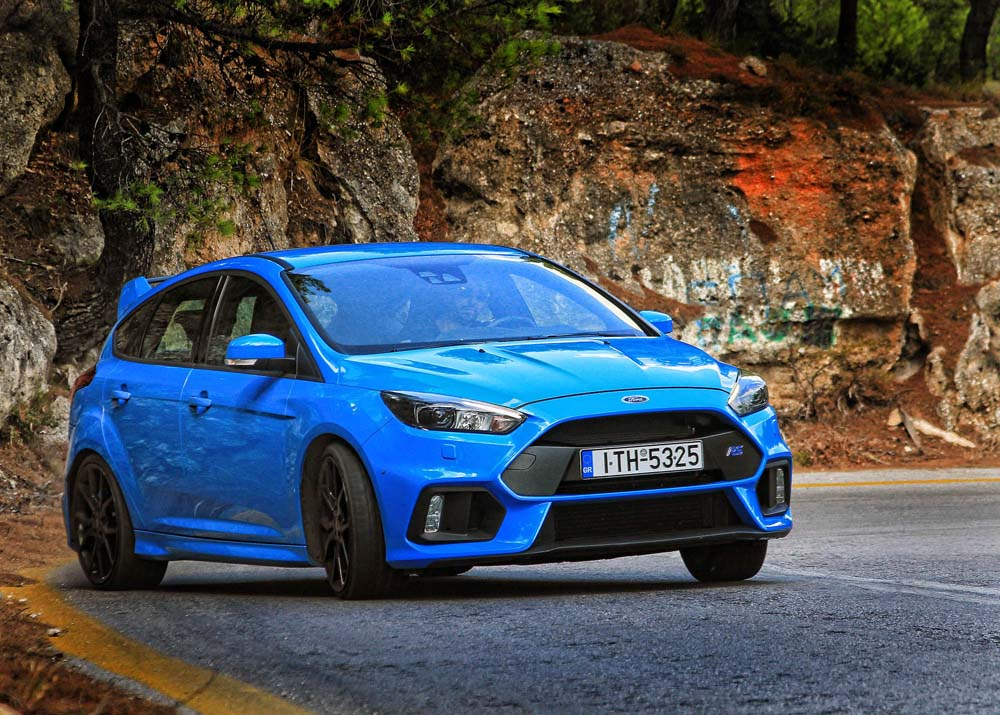 Photo of Ford Focus RS [test drive]