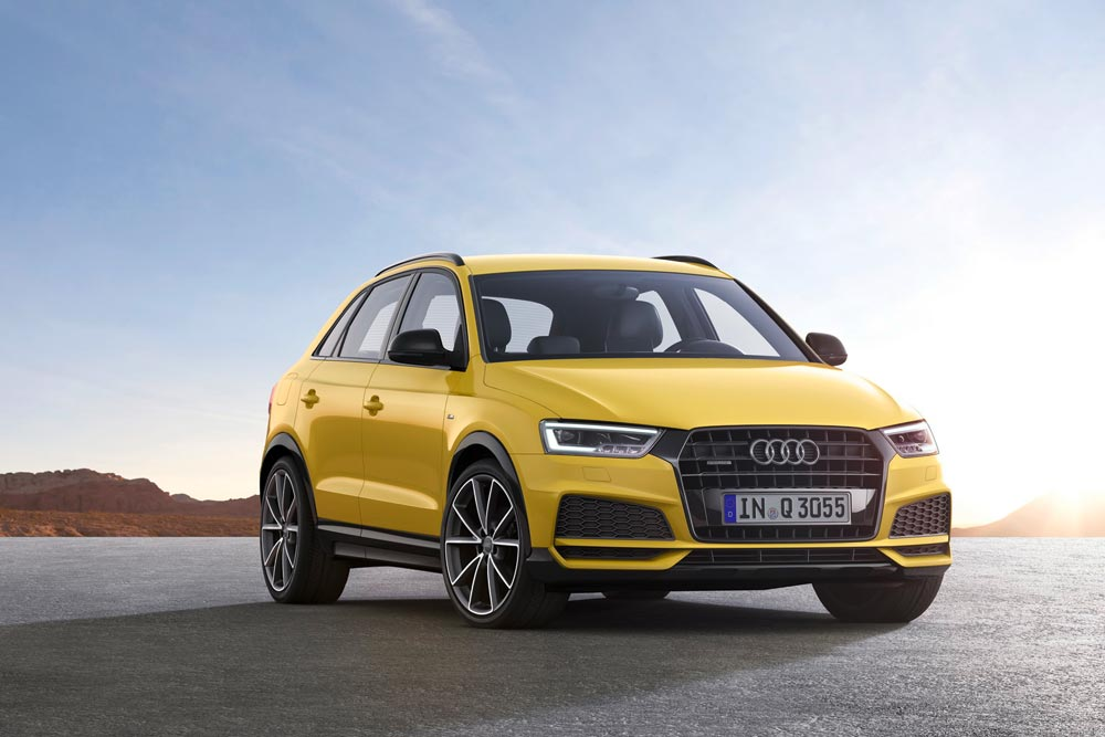 Photo of Ανανέωση για το Audi Q3