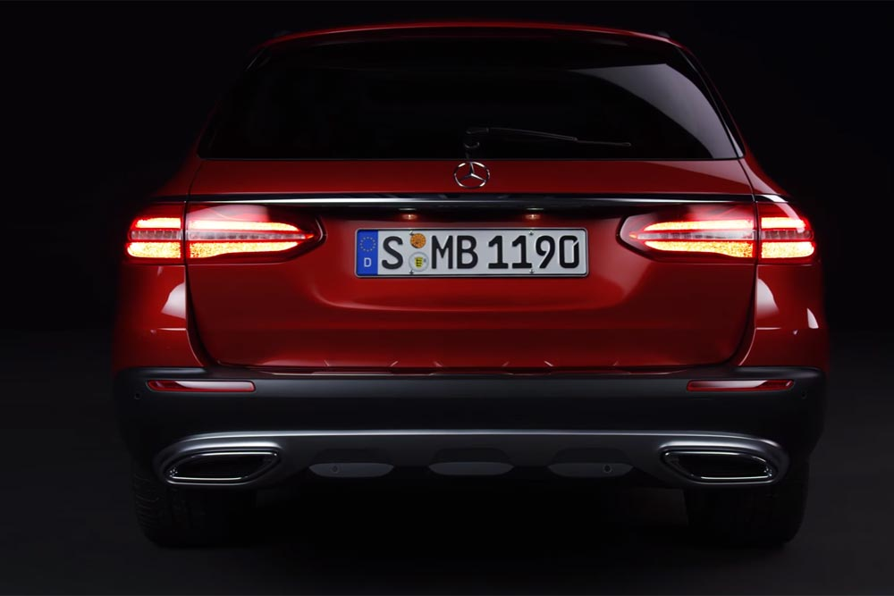 Photo of Πρώτη γεύση για την Mercedes-Benz E-Class All Terrain [vid]