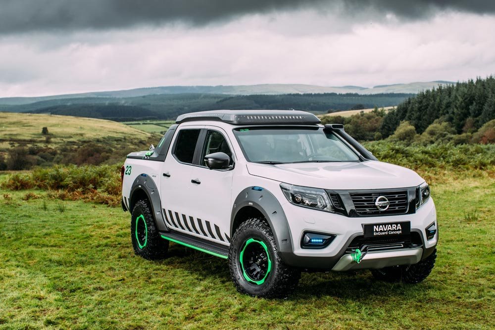 Photo of Nissan Navara EnGuard Concept, το απόλυτο!