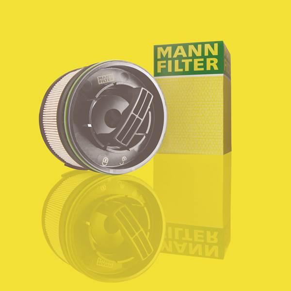 Photo of Φίλτρα καυσίμου MANN-FILTER με βελτιωμένη απόδοση φιλτραρίσματος