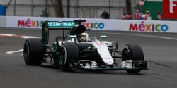 2016 Mexican Grand Prix, Friday