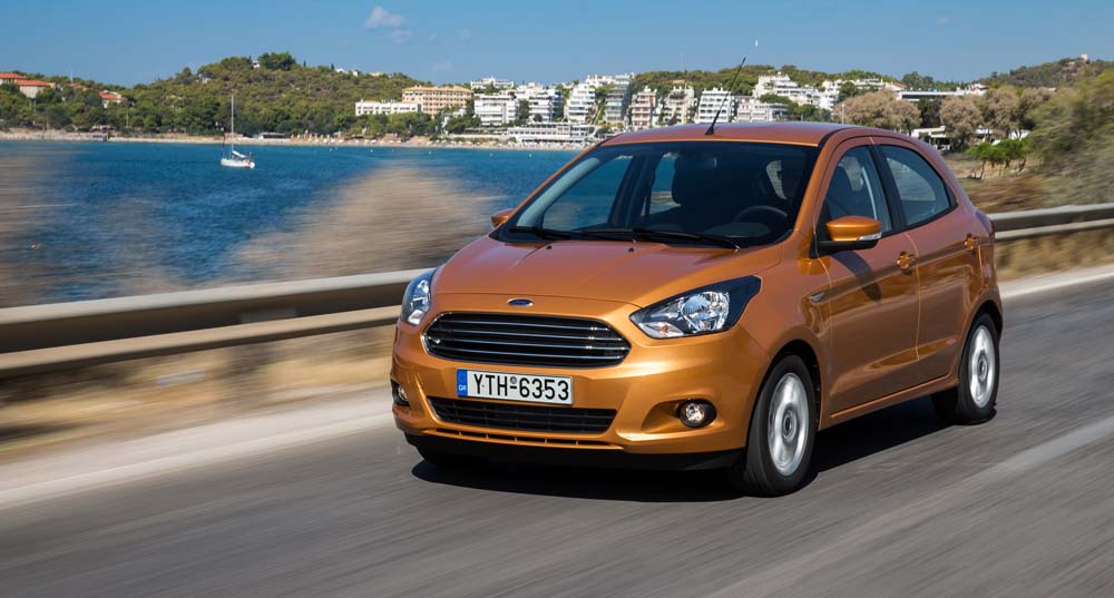 Photo of Ford Ka+ 1.2 Ti-VCT [test drive]
