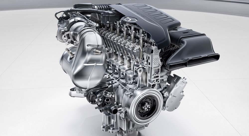Photo of Mercedes-Benz: Νέα γενιά 6-κύλινδρων κινητήρων με ηλεκτρικό τούρμπο!