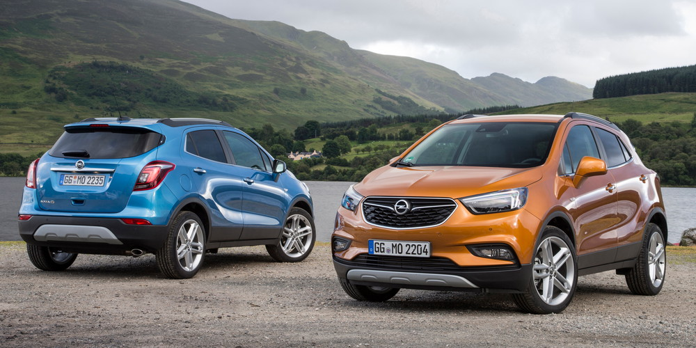 Photo of Νέο Opel Mokka X από €20.000