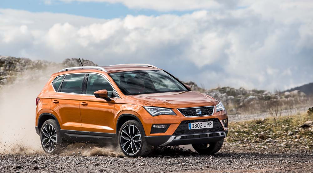Photo of Seat Ateca 1.0 TSI [first drive]