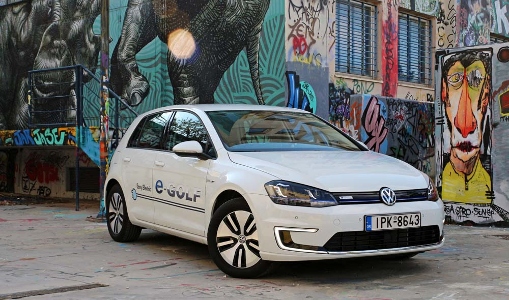 Photo of Volkswagen e-Golf [test drive]