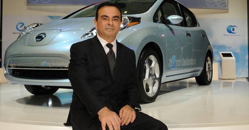 Photo of O Carlos Ghosn θα είναι ο πρόεδρος της Mitsubishi