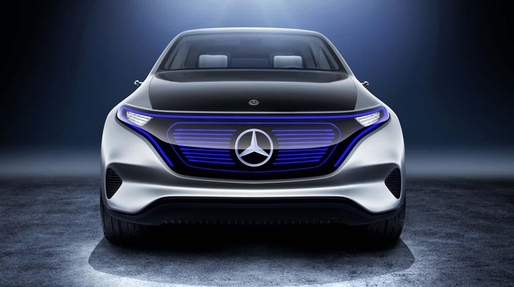 Photo of Η Mercedes θα λανσάρει 10 φουλ ηλεκτρικά μέχρι το 2025
