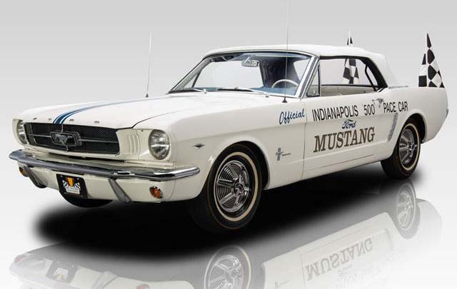 Photo of Στο eBay η πιο σπάνια Mustang στον κόσμο!