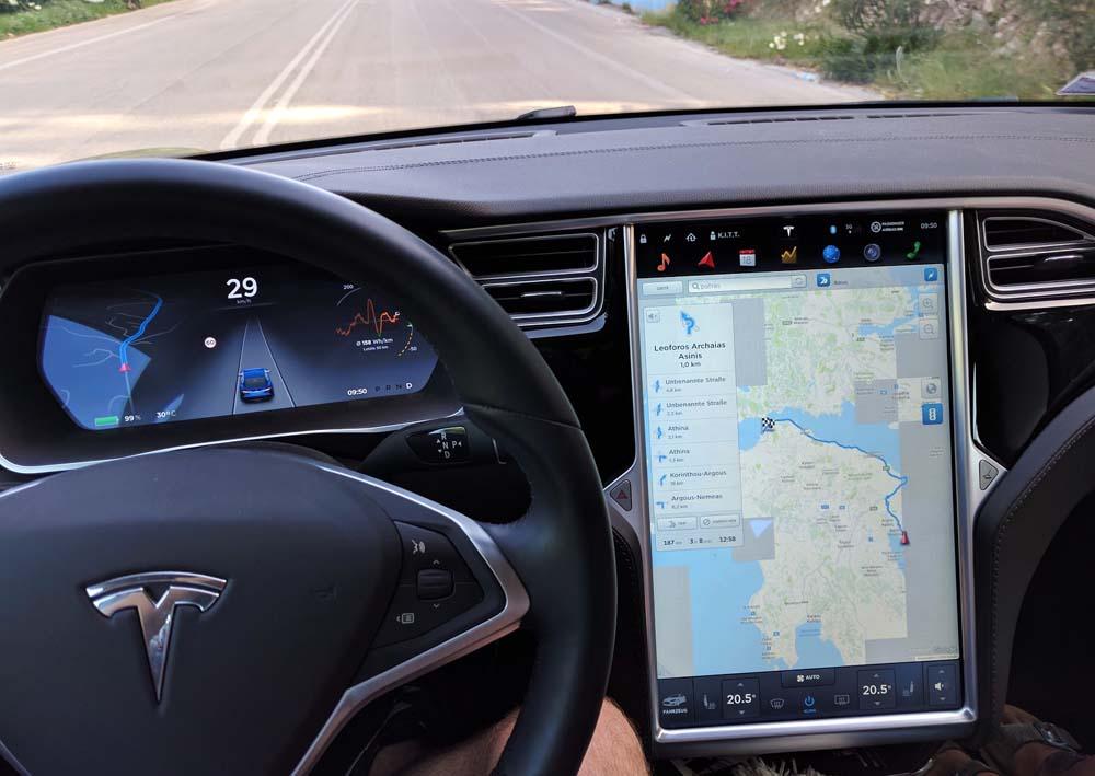 Photo of Οι περιπέτειες ενός Tesla στην ελληνική πραγματικότητα