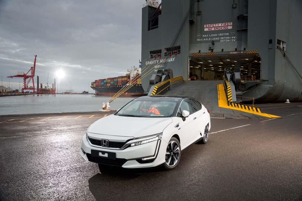 Photo of Το πρώτο Honda Clarity Fuel Cell πάτησε στην Ευρώπη