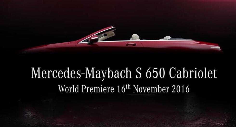 Photo of Ανάμεσα στα Alfa Romeo Stelvio, Audi A5 & S5 Cabriolet, Jeep Compass, Mazda CX-5, Mini Countryman και VW Atlas θα κάνει παγκόσμια πρεμιέρα στο Λος Άντζελες (16-27 Νοεμβρίου) και η Mercedes-Maybach S650 Cabriolet.