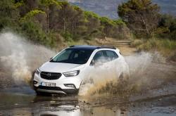 Opel Mokka X caroto test drive 2016 (25)