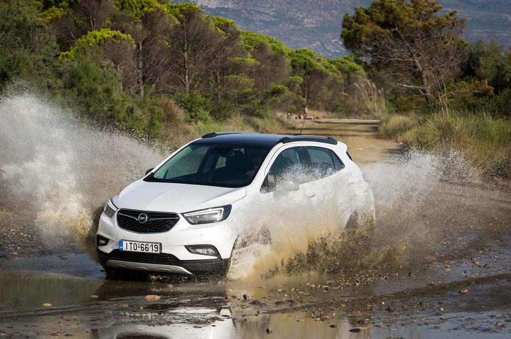 Photo of Opel Mokka X 1.4T & 1.6 CDTI [test drive]