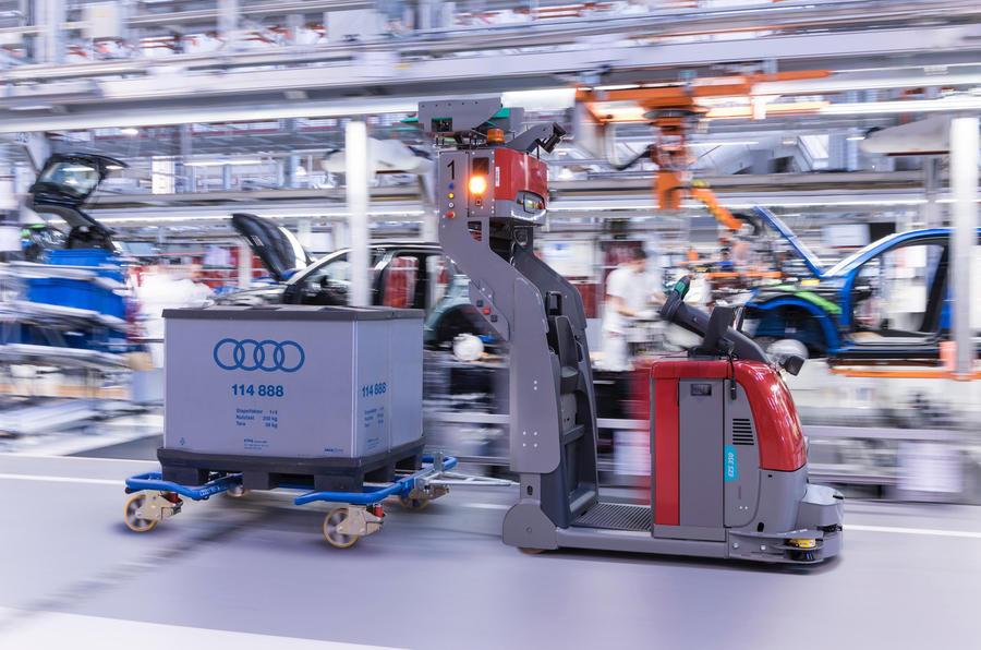 Photo of Η Audi προβλέπει το τέλος της γραμμής παραγωγής!