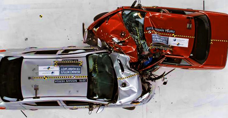 Photo of Συγκλονίζει ένα crash-test ανάμεσα σε δύο «τριτοκοσμικά» αυτοκίνητα [vid]