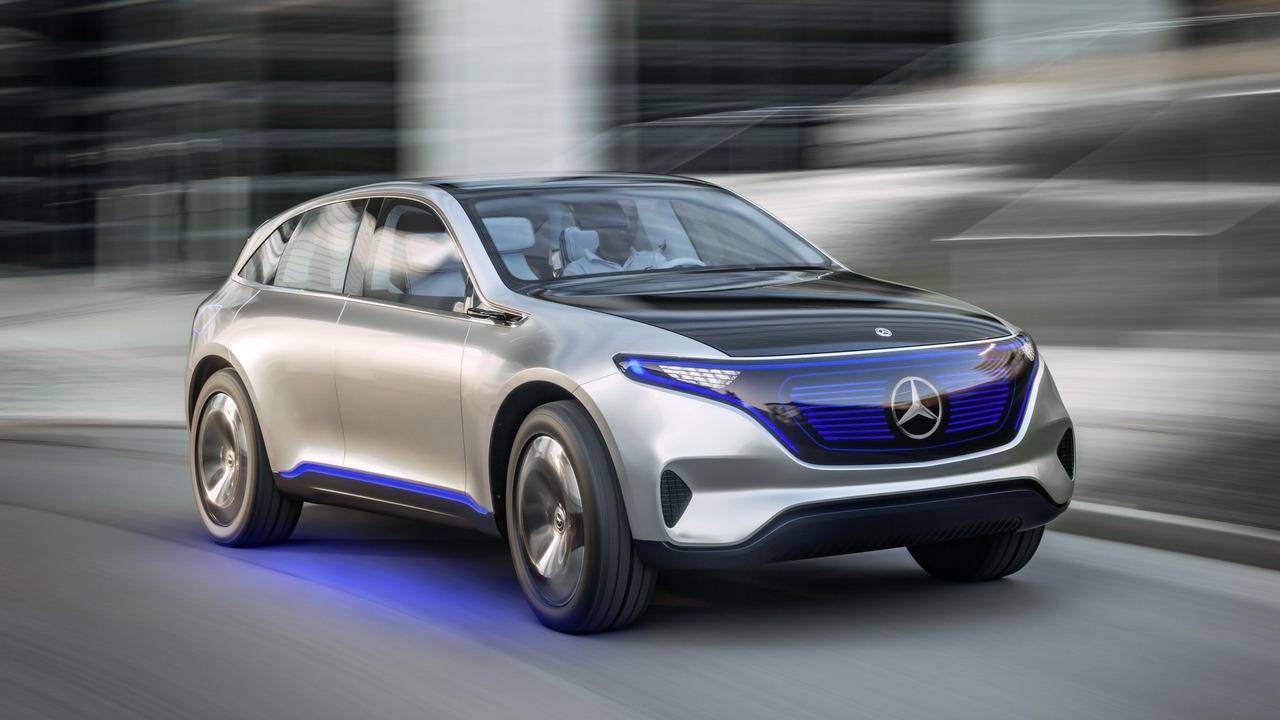Photo of 10 ηλεκτρικά Mercedes-Benz έως το 2025