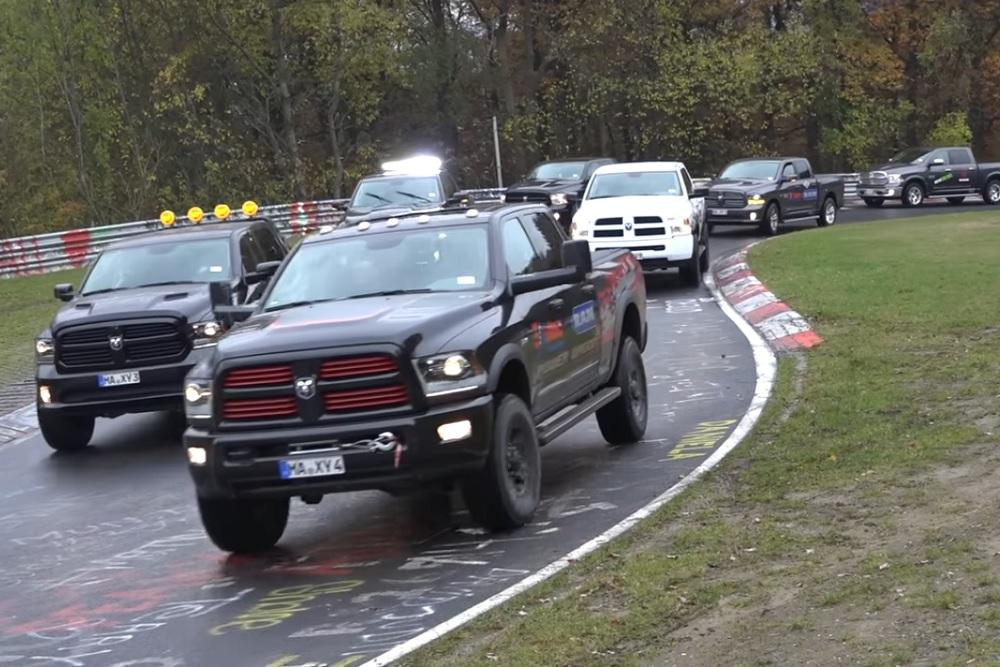 Photo of Νέο ρεκόρ Guinness στο Nurburgring! [vid]
