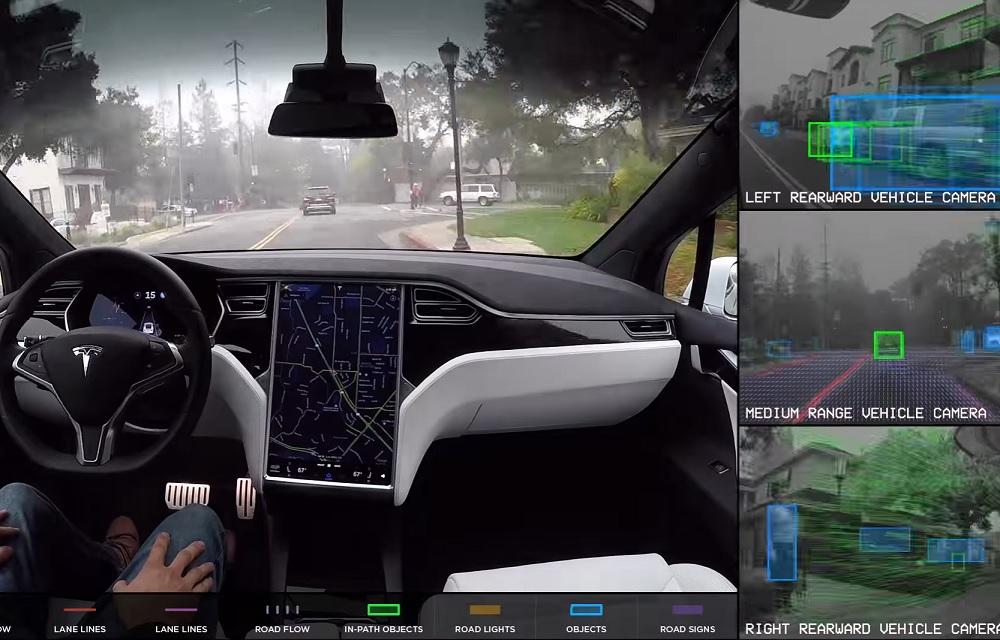 Photo of Αναβαθμισμένος αυτόματος πιλότος από την Tesla [vid]
