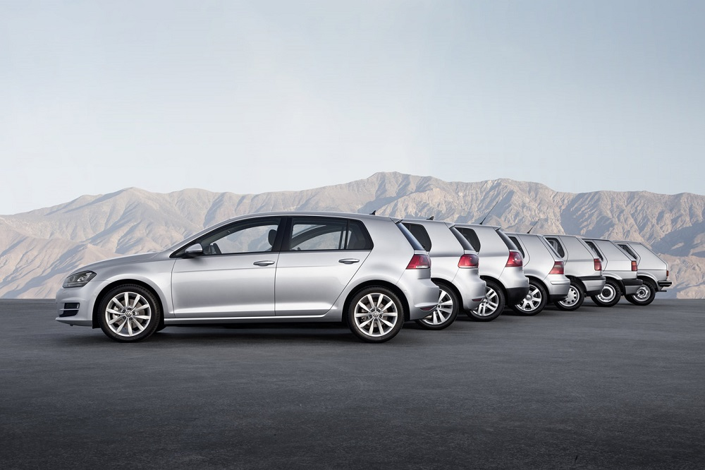 Photo of Νέοι κινητήρες για το VW Golf