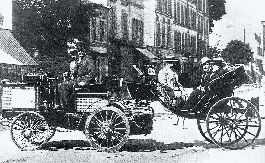 Photo of Η ιστορία του αυτοκίνητου [vol.1]