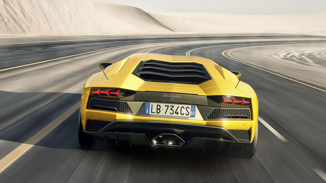 Photo of Η σούπερ Lamborghini Aventador S σε βίντεο [vid]
