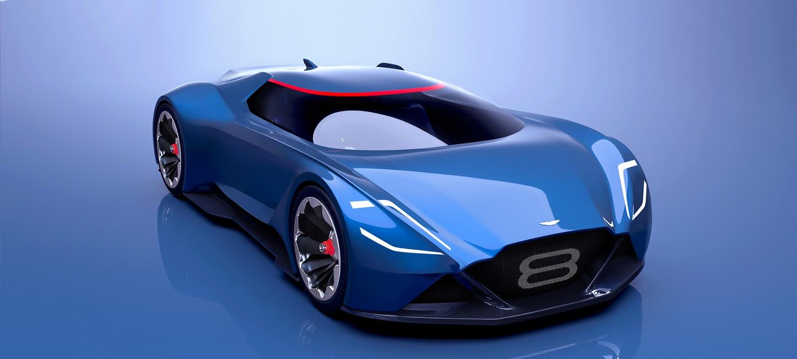 Photo of Έλληνας σχεδιάζει την επόμενη Aston Martin V8 Vantage!