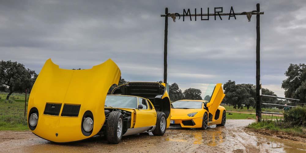 Photo of H Lamborghini επιστρέφει στην αγροτιά και στην οικογένεια Miura [vid]