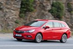 Opel Astra Sports Tourer CDTI 160 PS caroto test drive 2016 (15)