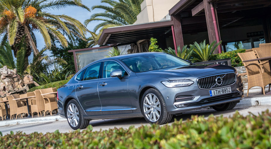 Photo of Volvo S90 D5 AWD [test drive]