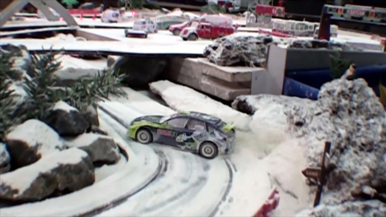 Photo of Χιονισμένη πίστα με τηλεκατευθυνόμενα! [vid]