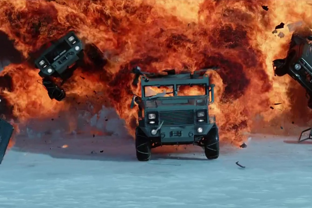 Photo of The Fate of the Furious, official trailer [vid]