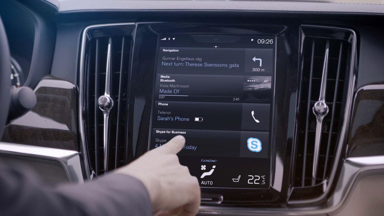 Photo of To Skype μπαίνει στα μοντέλα της Volvo [vid]