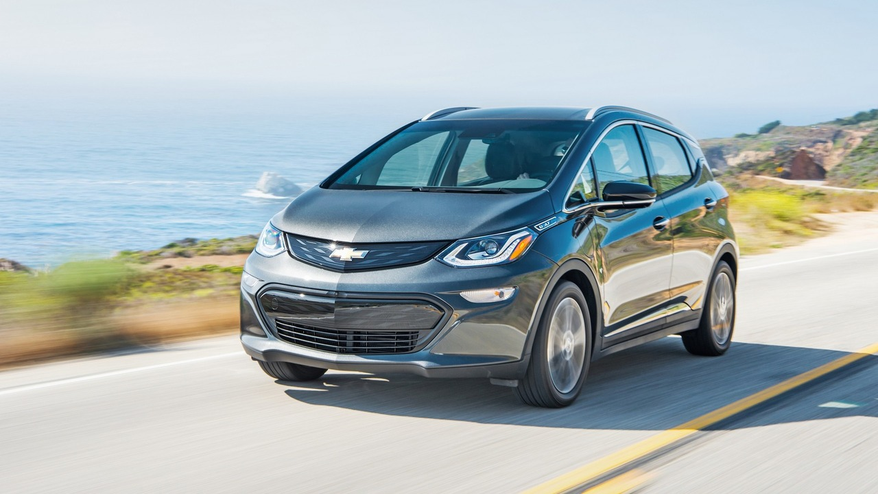 Photo of Το Chevrolet Bolt είναι το «Car of the Year»