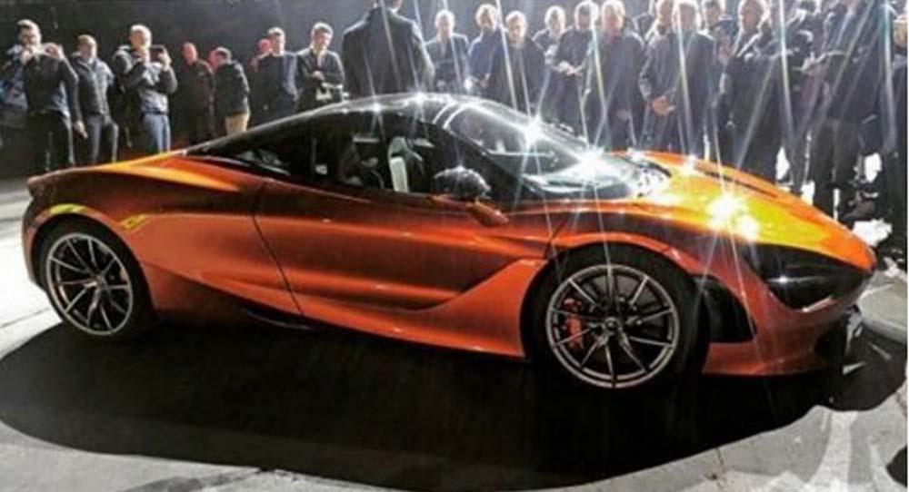 Photo of Drift Mode για τη νέα McLaren