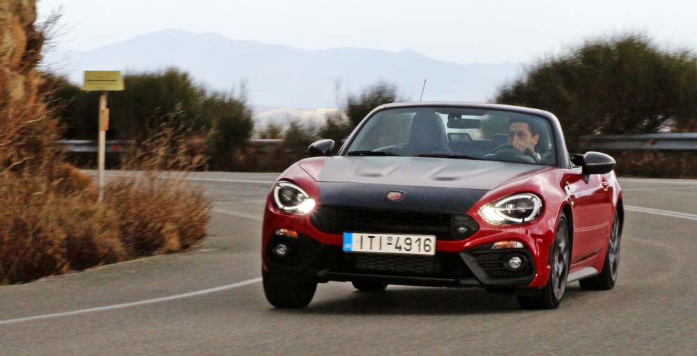 Photo of Abarth 124 Spider [test drive]