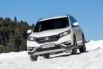 Honda CR-V 4WD 9AT caroto test drive (4)